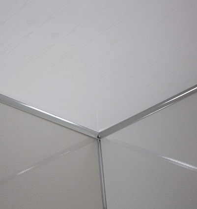 White Ash Ceiling Panels