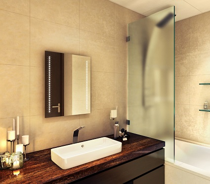 Nevis - Led Mirror