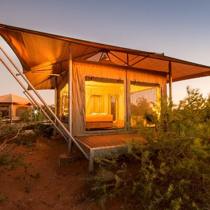 3 nights stay in a Garden View Eco Tent