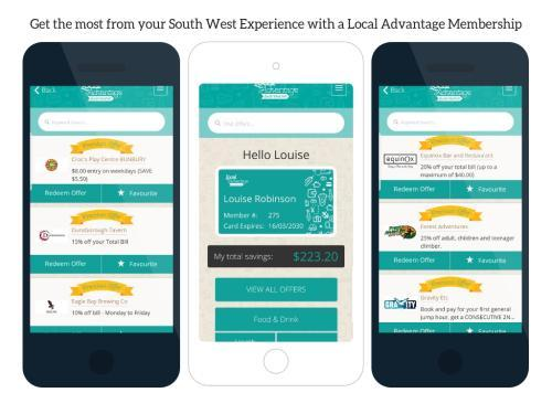Local Advantage South West WA Membership
