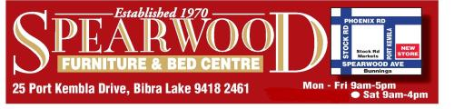 $1,000 Spearwood Furnishings Voucher