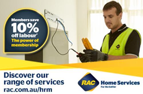 $200 RAC Home Repair & Maintenance Voucher