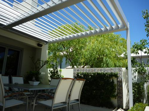 Sunlite Weathershade Louvre Roof System