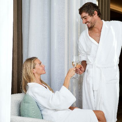 Retreat for Two Spa Journey