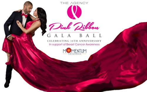 The Agency Pink Ribbon Gala Ball (Table of Ten)