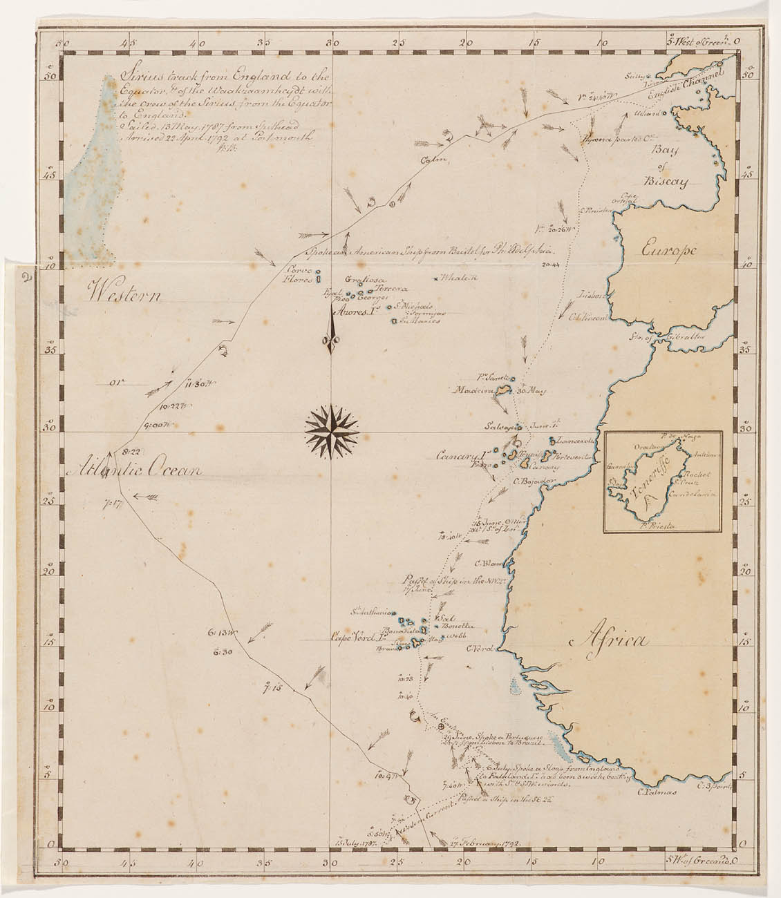 Map Of Australia 26th Parallel.From Terra Australis To Australia State Library Of Nsw