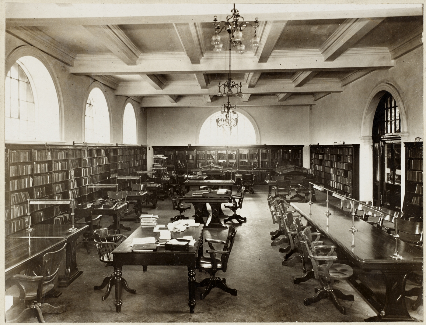 mitchell library reading room 1911 1912 state library of nsw