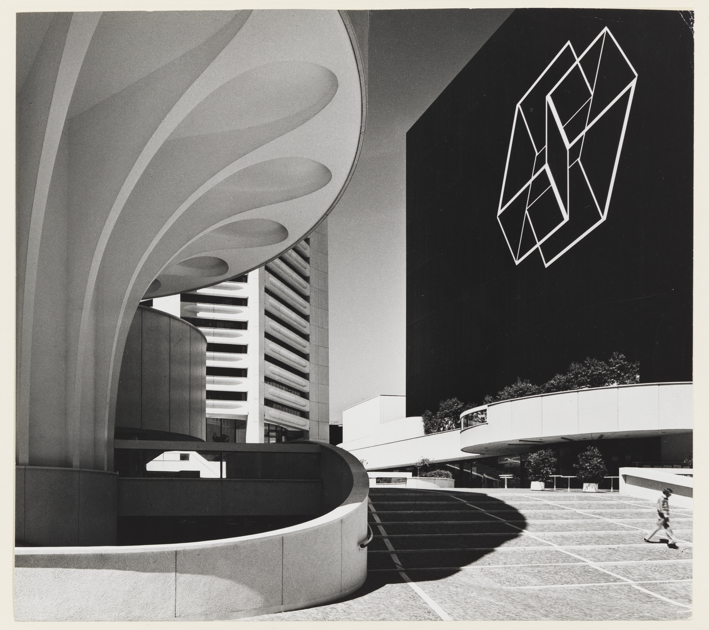 Harry Seidler collection | Stories | State Library of NSW