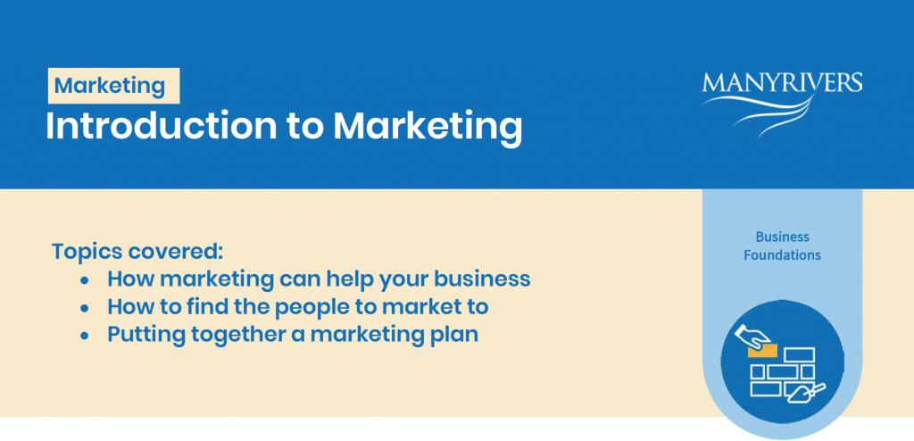 Marketing Small business