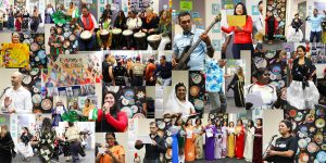 MTC Liverpool - collage of Harmony Day celebrations