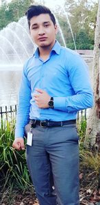 Transition to work - Shoaib