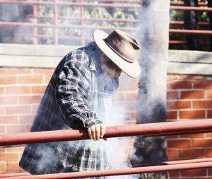 Reconciliation Action Plan - smoking ceremony
