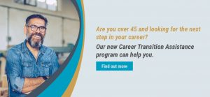 Find out more about Career Transition Assistance