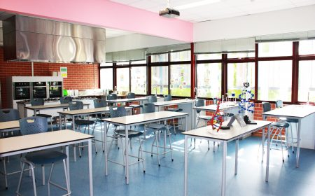 Warakirri College Blacktown's New Science Lab and Kitchen