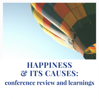 happiness conference hot air balloon