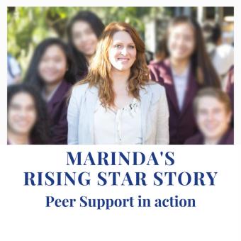 marindas rising star story