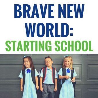 new school kids