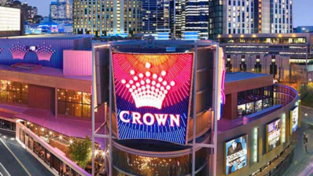 Who Owns The Crown Casino