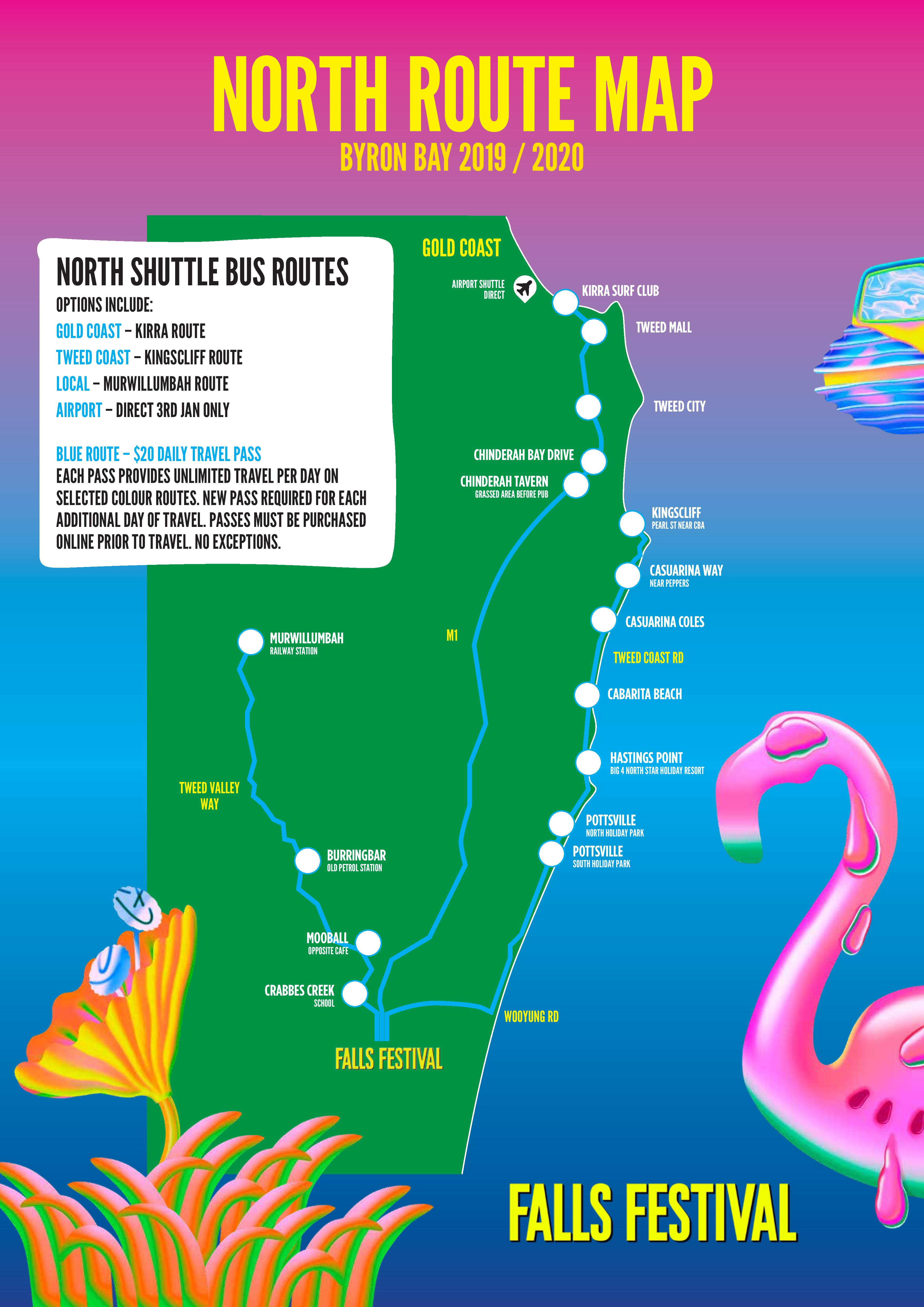 Buy Falls Festival Byron Bay Travel Passes Tickets Nsw 2019 Moshtix Before the arrival of the. moshtix