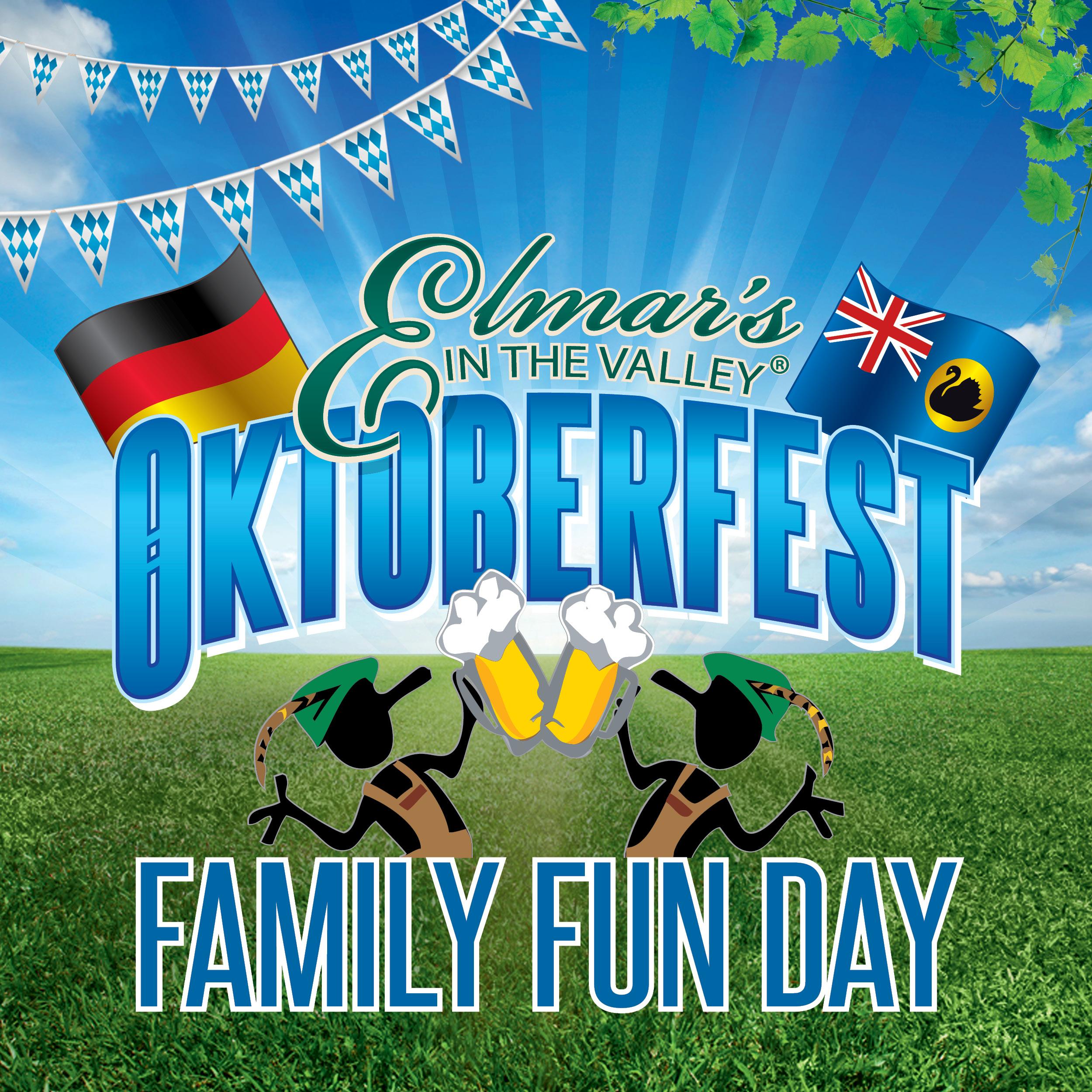 Elmar's in the Valley OKTOBERFEST Family Fun Day