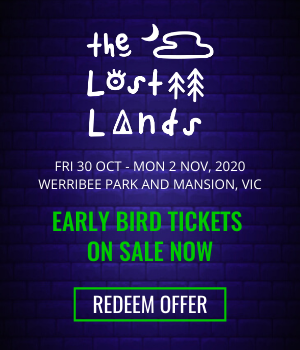 The Lost Lands - Early Bird Tickets On Sale Now