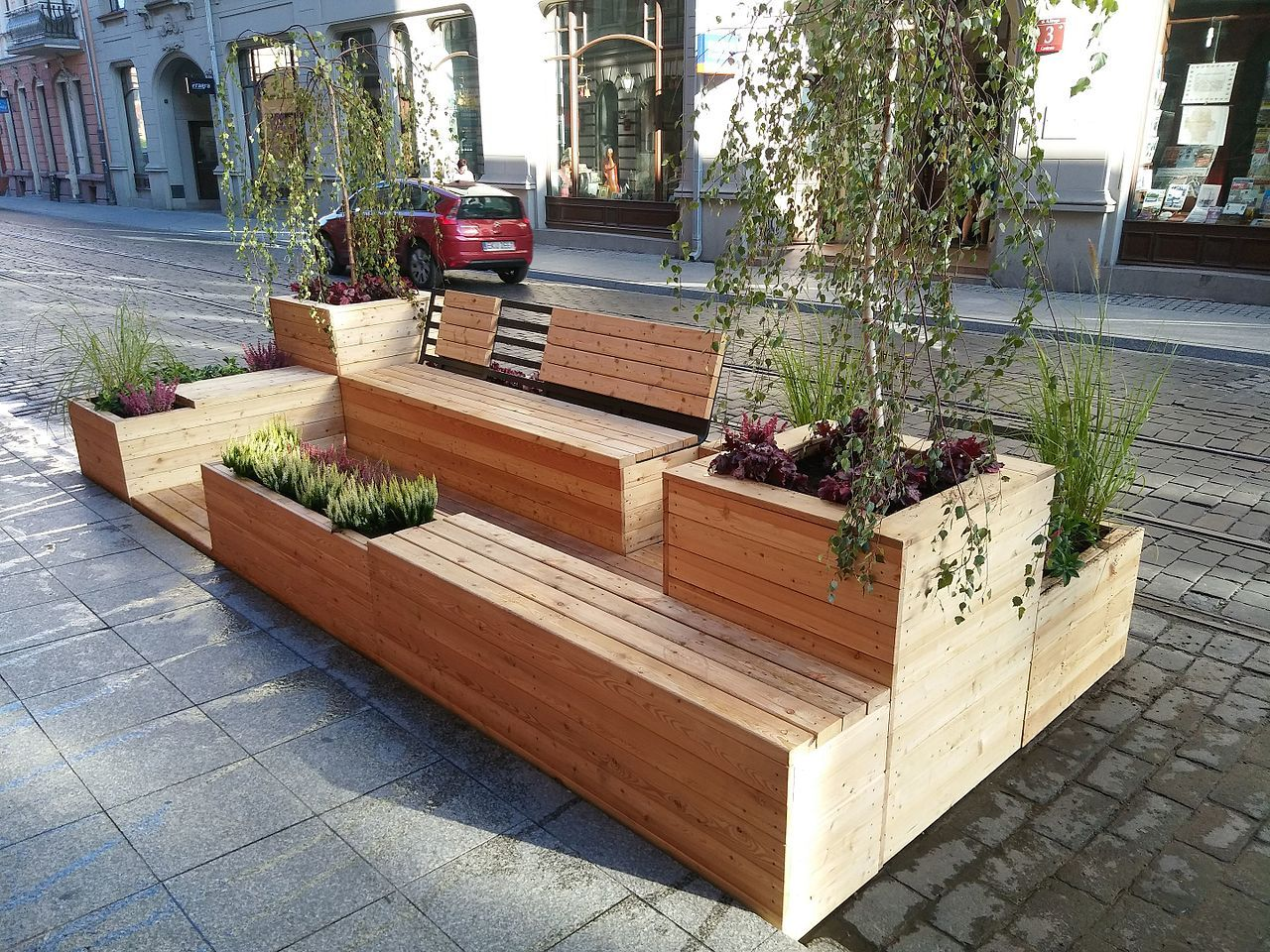 People Love Parklets and Businesses Can Make Them Happen