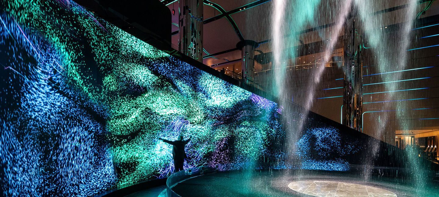 Star Sydney unveils $22 million interactive light installation design