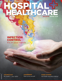 The Magazine :: Australian Hospital + Healthcare Bulletin