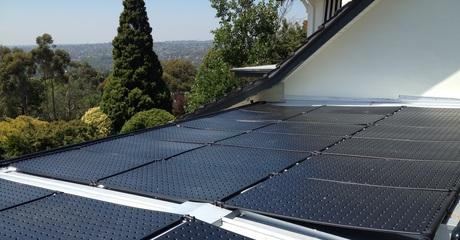 Supreme Heating Heatseeker Oku Solar Heating Panels