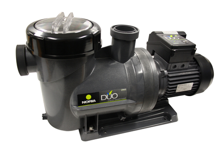 noria pool pump how to use