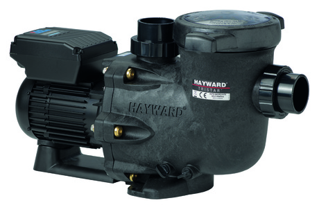 Hayward pool products tristar variable speed pool pump for Variable speed pool motor