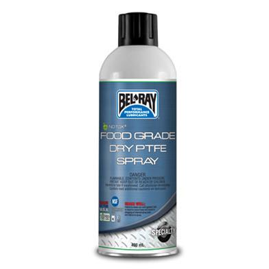 Dry Ptfe Spray Food Grade