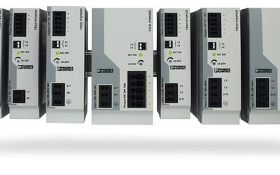 Phoenix Contact TRIO POWER supply range