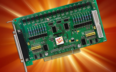 ICP DAS PCI-P16POR16U universal PCI card