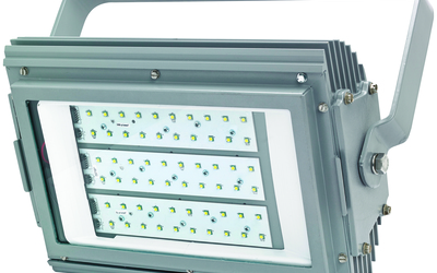 Chalmit Arran Ex LED floodlight range