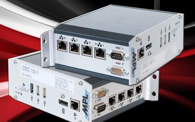MPL CEC10 rugged embedded computer range