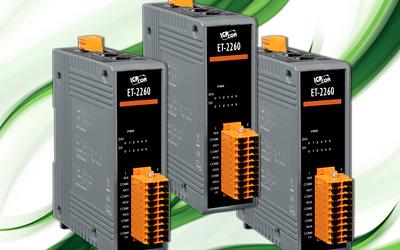 ICP DAS ET-2260 ethernet I/O module
