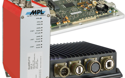 MPL firewall routers
