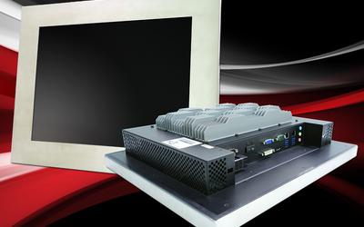 Perfectron LIF Series fanless panel computer