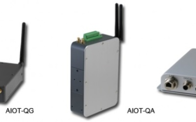 AAEON AIOT-QA, AIOT-QG and AIOT-QM IoT-specific gateways