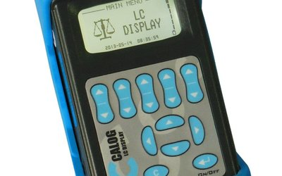Instrotech Calog portable load cell display