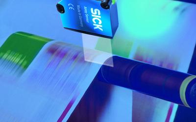 Sick Ax20 scanning line sensor
