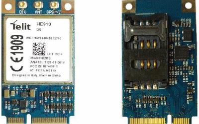 Glyn Mini PCIe module