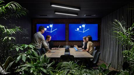 Slack melbourne boardroom meeting lr