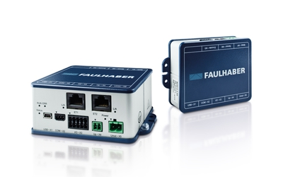 FAULHABER V3.0 MC 5005, 5010 and 5004 motion controllers