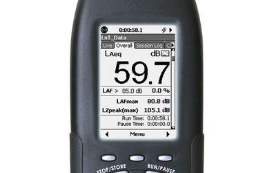 Larson Davis SoundExpert LxT sound level meter