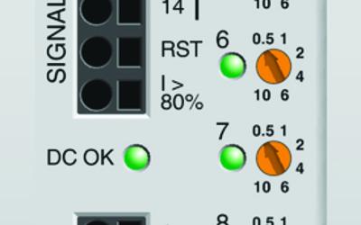 Phoenix Contact CBM multichannel electronic device circuit breakers