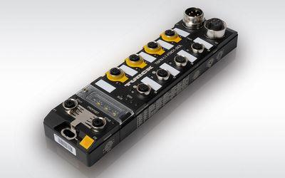 Turck TBPN hybrid safety block I/O module