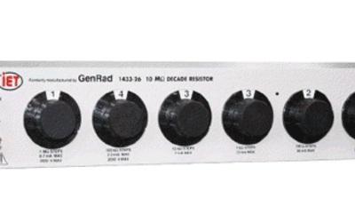 Genrad 1433F decade resistor