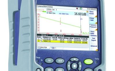 JDSU MTS-2000 FiberComplete Multi Test Platform